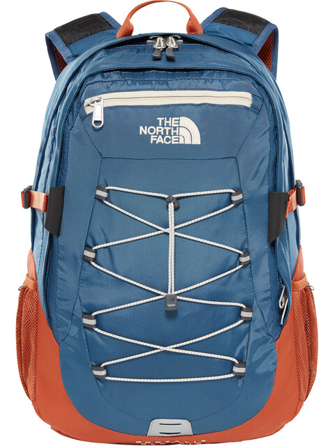 The North Face Borealis Classic rugzak oranje/blauw